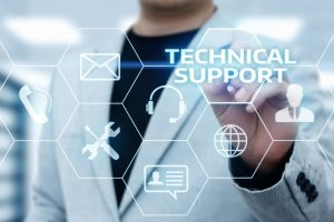 IT support maintenance